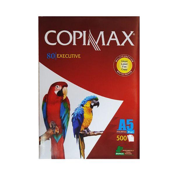کاغذ A5 کپی مکس مدل A5EX01 بسته 500 عددی