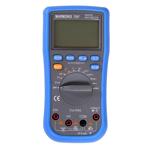 مولتی متر دیجیتال مارمونیکس مدل TS97