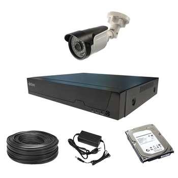 سیستم امنیتی آنالوگ برایتون مدل P404C1V1