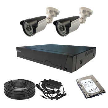 سیستم امنیتی آنالوگ برایتون مدل P404C2V2