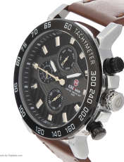 ساعت مچی عقربه ای مردانه کیدمن کد 08 به همراه دستبند -  - 3