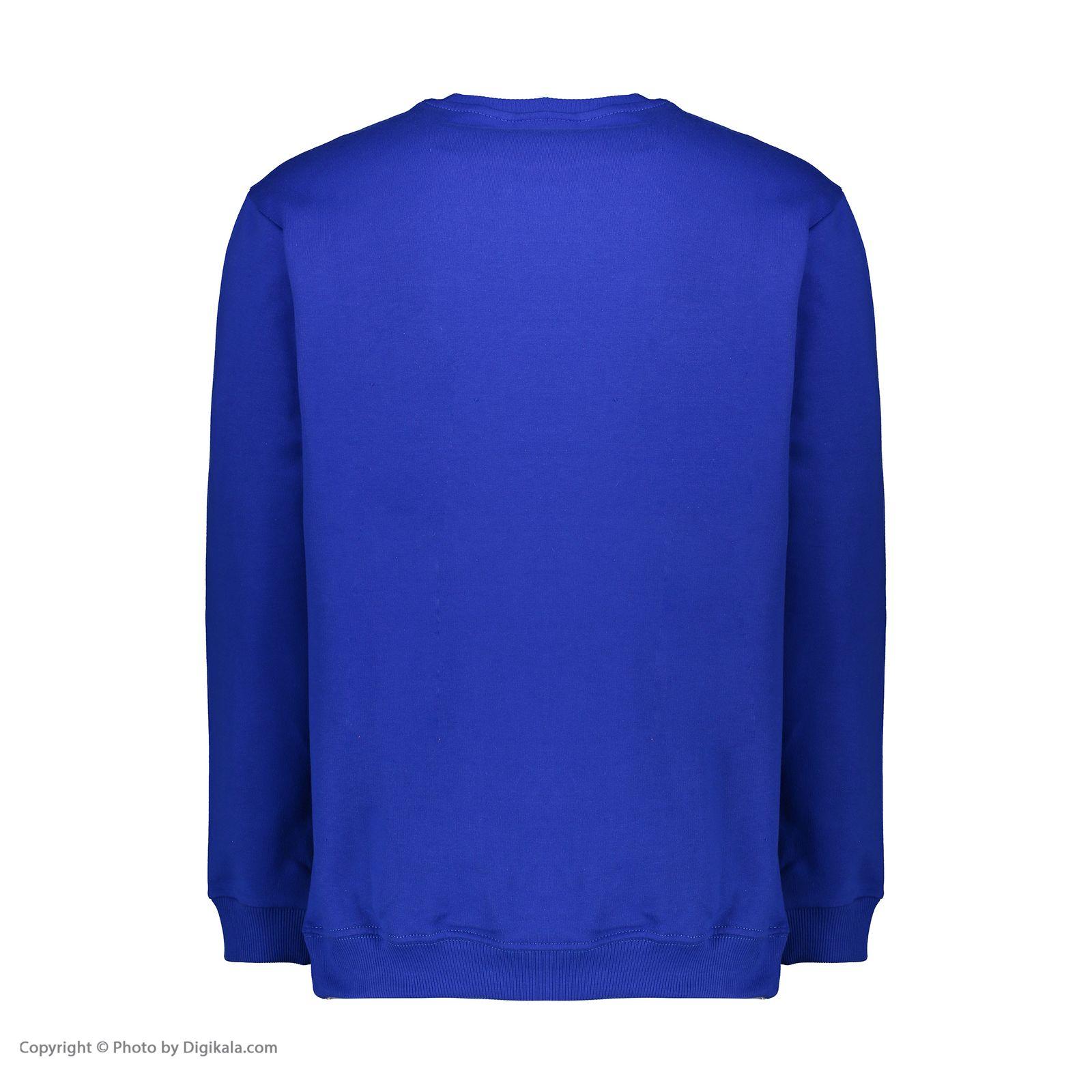 سویشرت ورزشی مردانه یونی پرو مدل 911179303-10 -  - 4