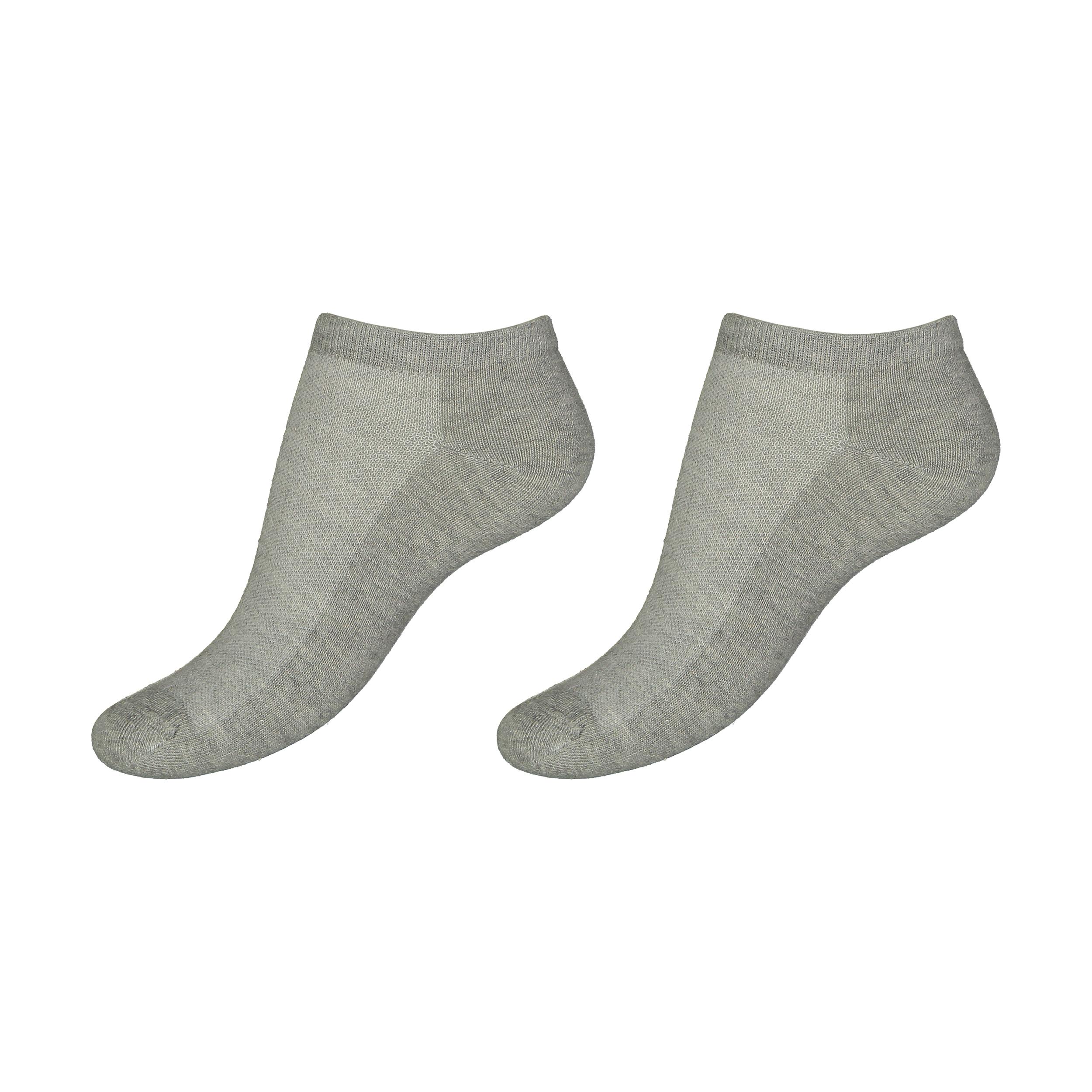 جوراب ورزشی زنانه یونی پرو مدل 831260102-70 مجموعه 2 عددی
