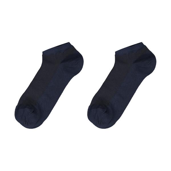 جوراب ورزشی مردانه یونی پرو مدل 931260102-15 بسته 2 عددی