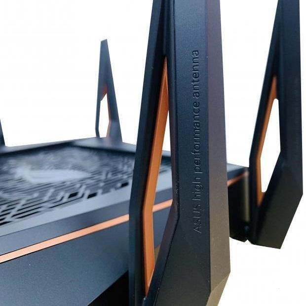 روتر بی سیم ایسوس مدل ROG Rapture GT-AX11000
