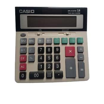تصویر ماشین حساب کاسیک مدل DR-2130TW QAS1C DR-2130TW Calculator