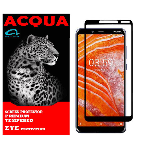 محافظ صفحه نمایش آکوا مدل NO مناسب برای گوشی موبایل نوکیا 3.1 PLUS