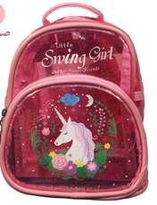 کوله پشتی دخترانه سویینگ گرل کد adll2 -  - 8