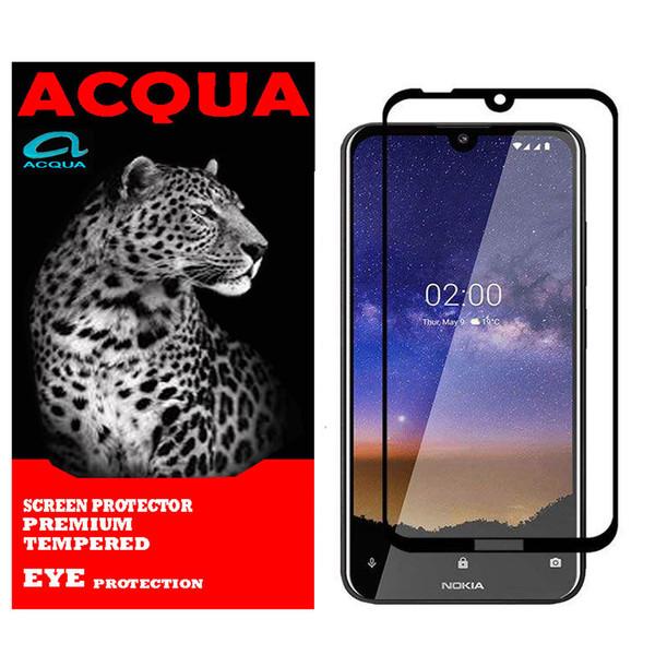 محافظ صفحه نمایش آکوا مدل NO مناسب برای گوشی موبایل نوکیا 2.2
