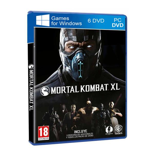 بازی Mortal Kombat XL مخصوص PC