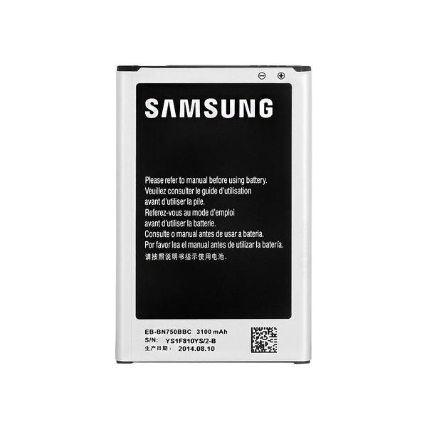 باتری موبایل مدل EB-BN750BBC ظرفیت 3100میلی آمپر ساعت مناسب برای گوشی موبایل سامسونگ Galaxy Note 3 Neo Mini