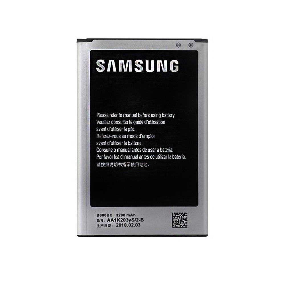 باتری موبایل مدل B800BE ظرفیت 3200 میلی آمپر ساعت مناسب برای گوشی موبایل سامسونگ Galaxy Note 3