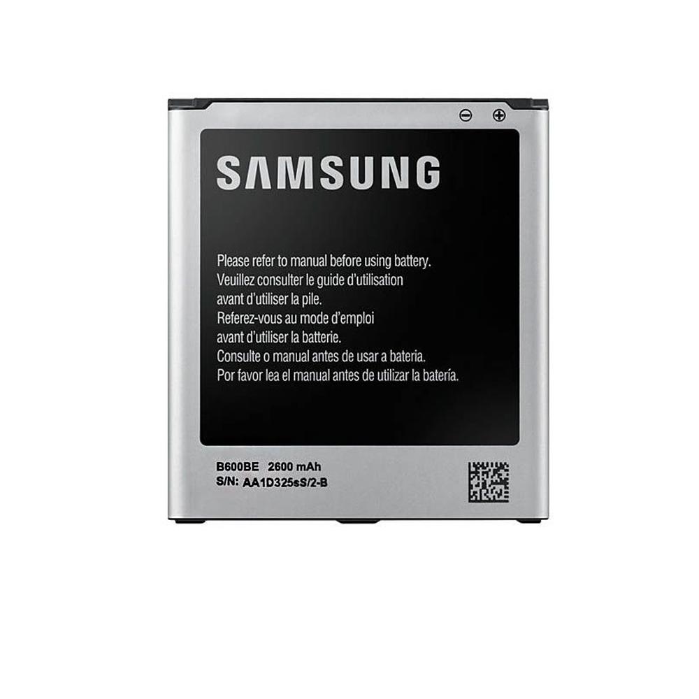 باتری موبایل مدل B600BE ظرفیت 2600 میلی آمپر ساعت مناسب برای گوشی موبایل سامسونگ Galaxy S4