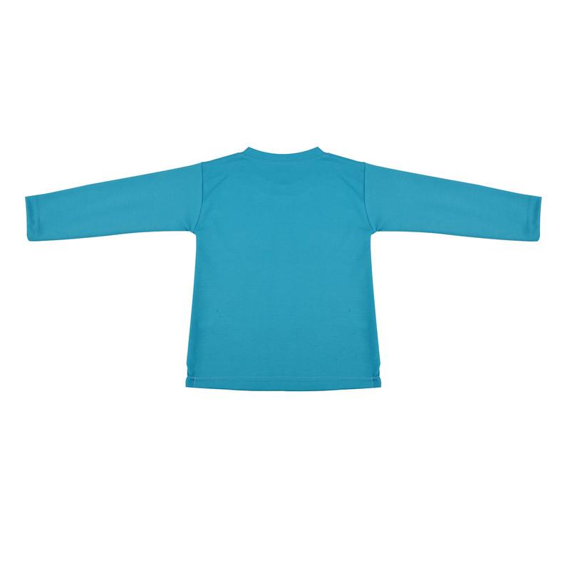 ست تی شرت و شلوار دخترانه کد CWBF07-5