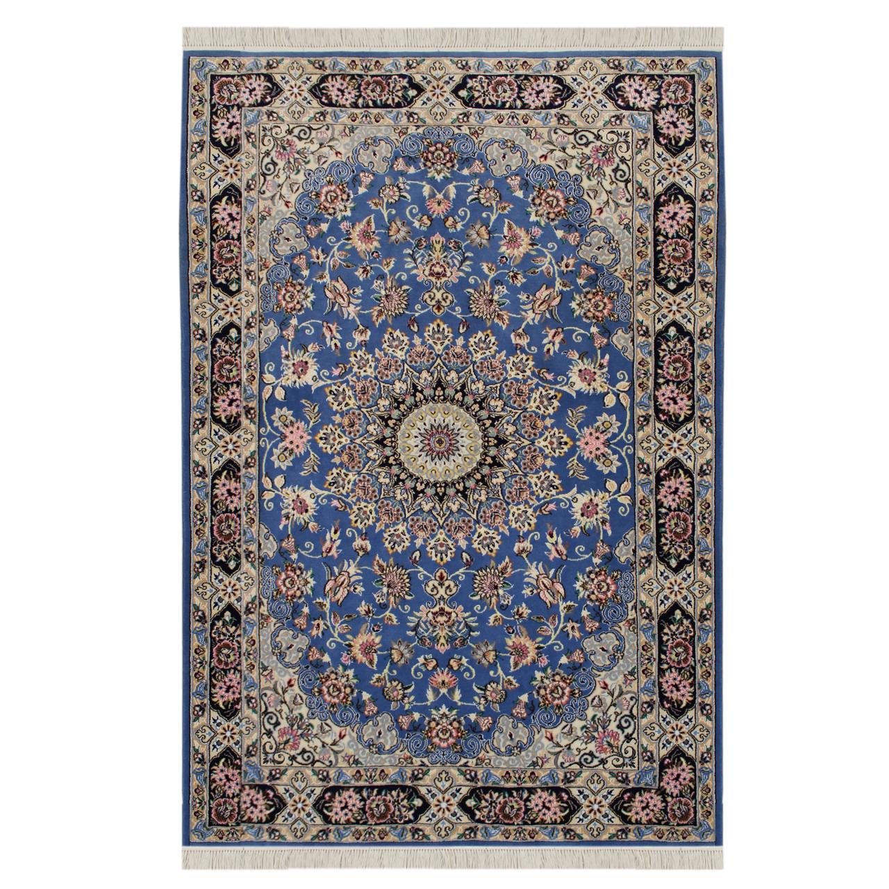 فرش دستبافت دو و نیم متری کد 12