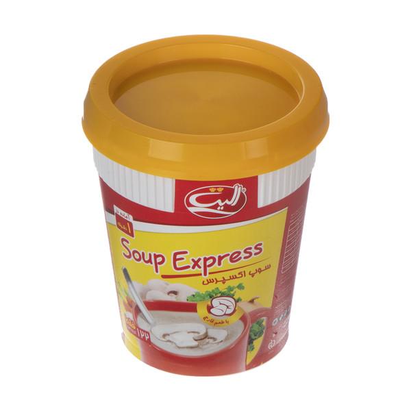 سوپ نیمه آماده قارچ الیت - 35 گرم