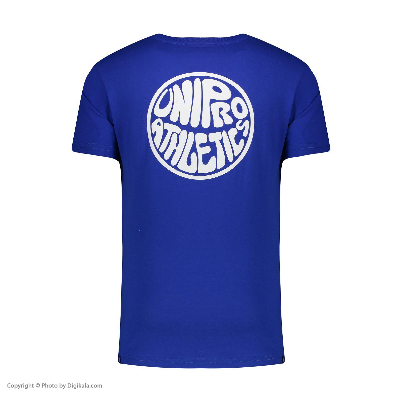 تی شرت ورزشی مردانه یونی پرو مدل 914119322-10 -  - 4