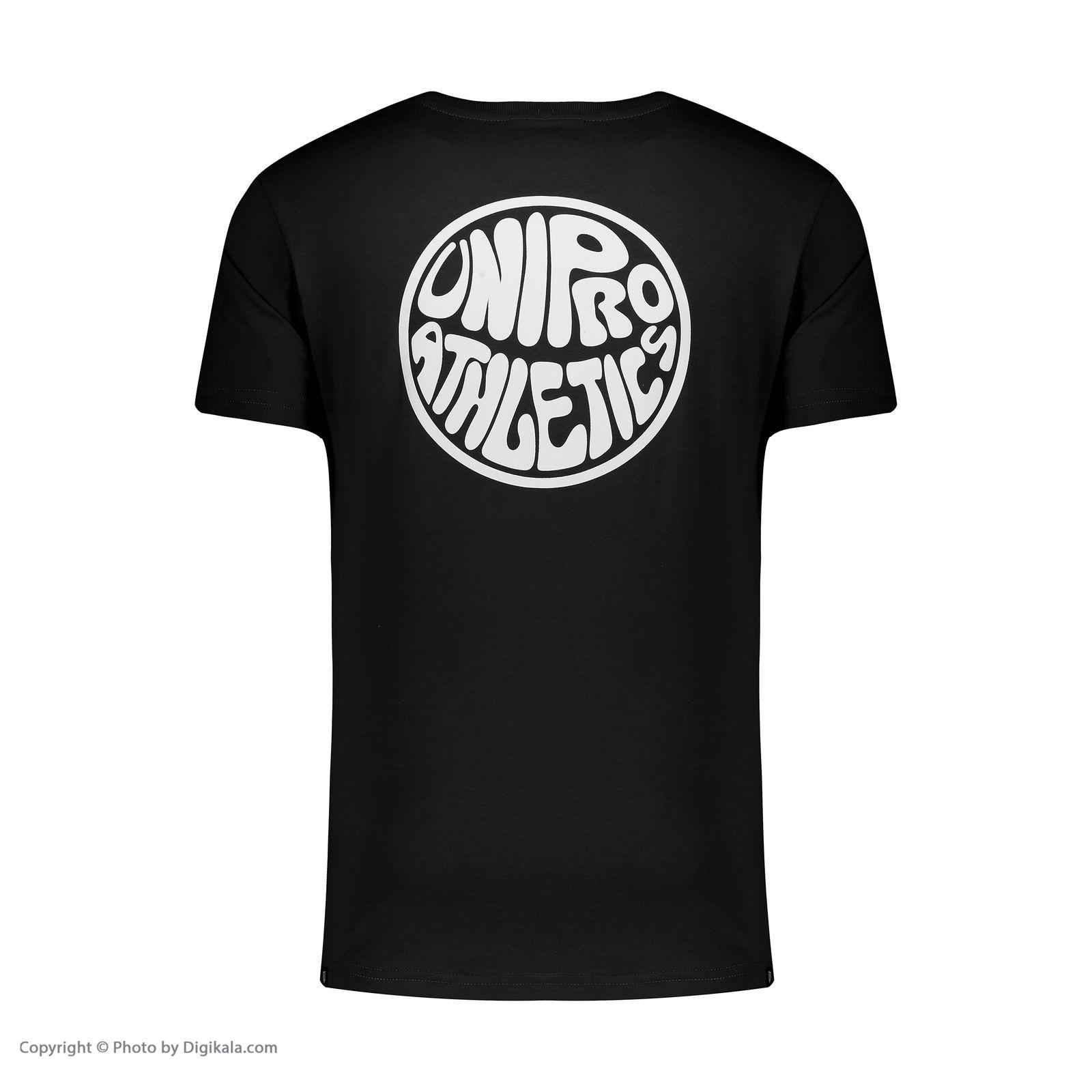 تی شرت ورزشی مردانه یونی پرو مدل 914119318-95 -  - 4