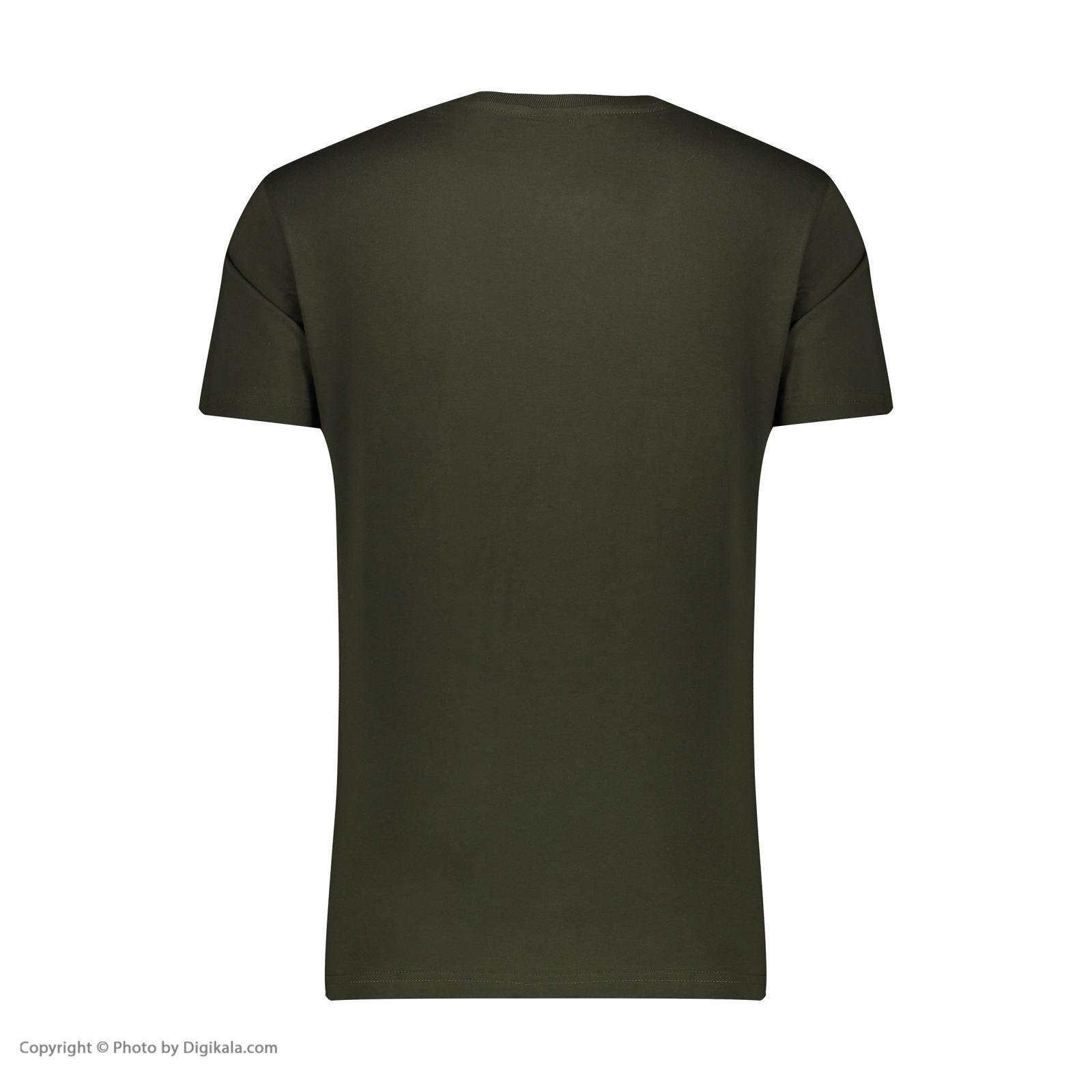 تی شرت ورزشی مردانه یونی پرو مدل 914119301-60 -  - 4