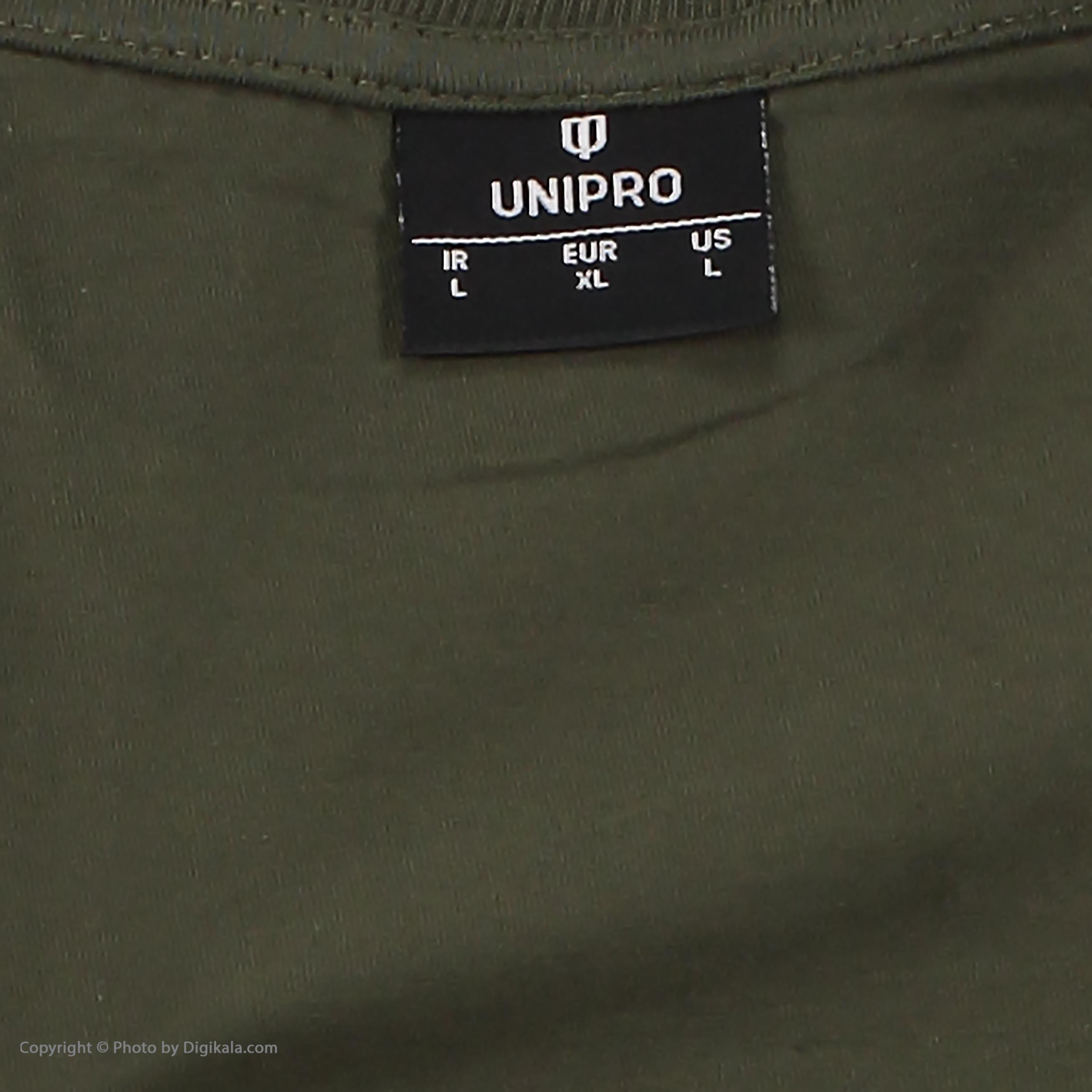 تی شرت ورزشی مردانه یونی پرو مدل 914119301-60 -  - 6