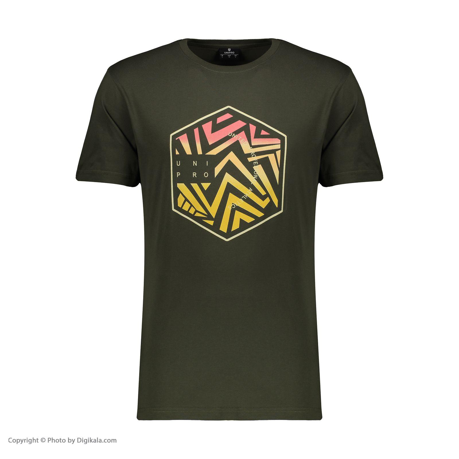 تی شرت ورزشی مردانه یونی پرو مدل 914119301-60 -  - 2