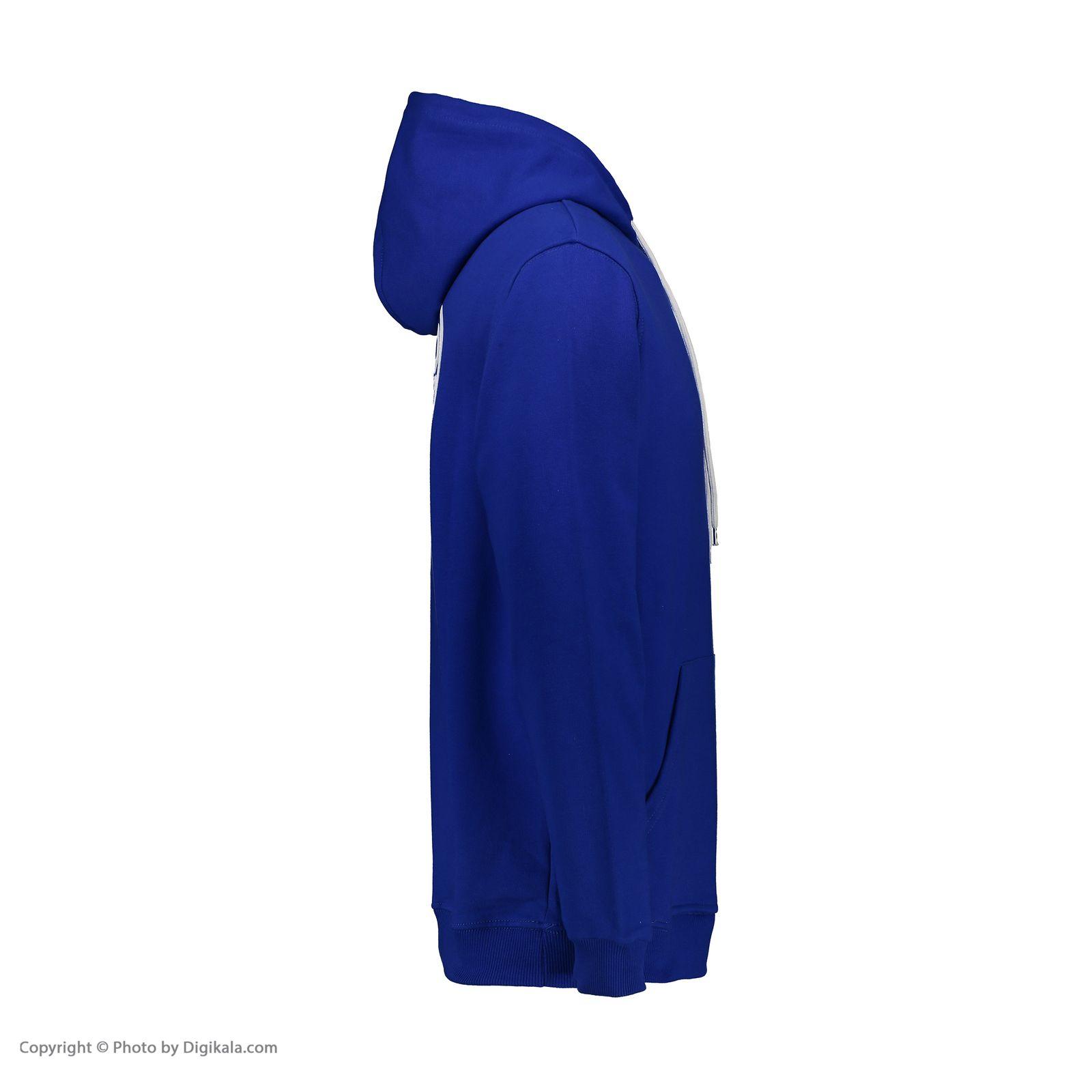 هودی ورزشی مردانه یونی پرو مدل 914159307-10 -  - 3