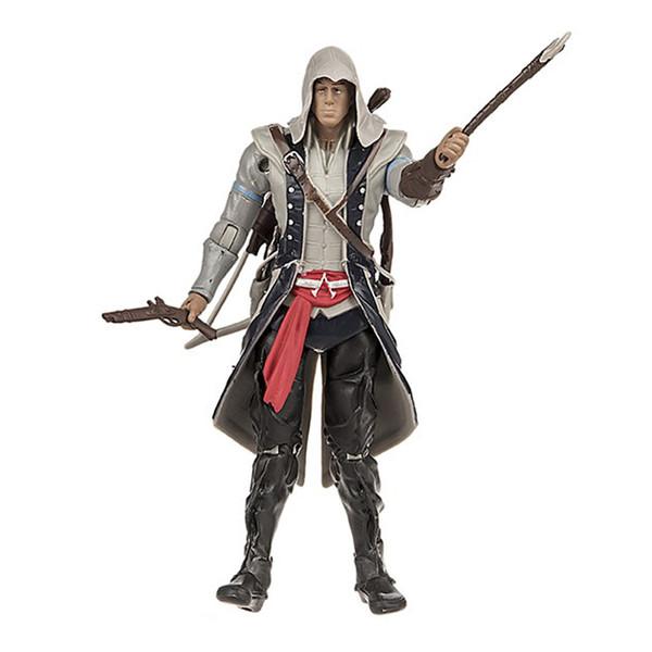 اکشن فیگور مک فارلین مدل Connor Assassins Creed III