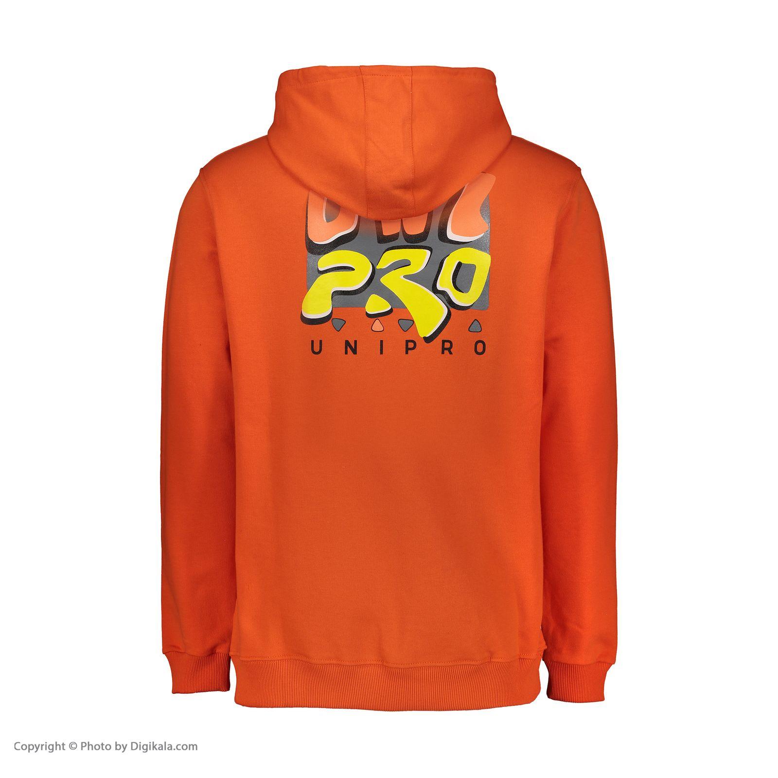 هودی ورزشی مردانه یونی پرو مدل 914159310-30 -  - 4