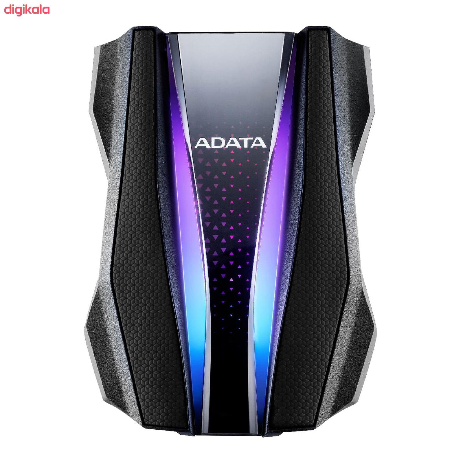 هارد اکسترنال ای دیتا مدل HD770G ظرفیت 2 ترابایت main 1 1