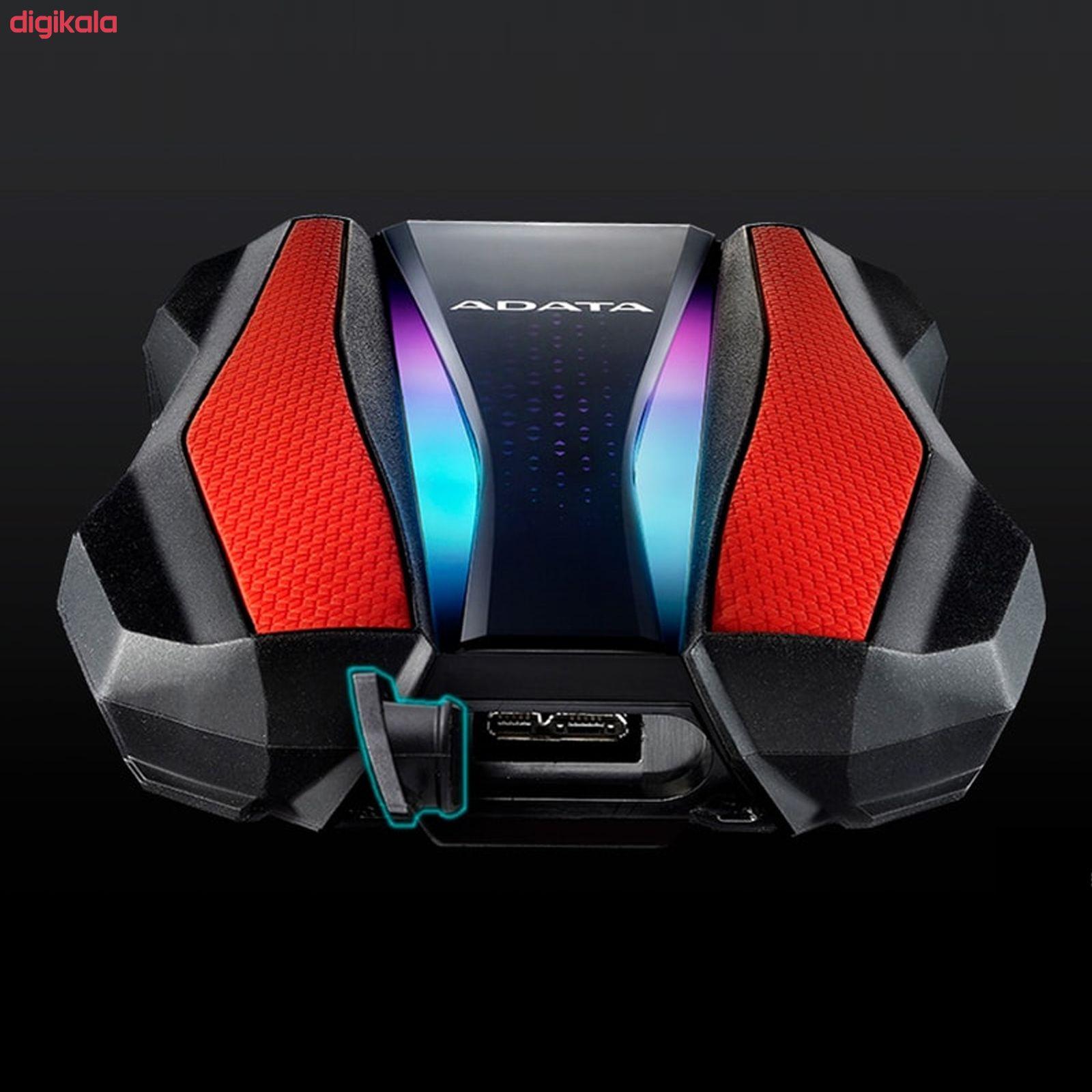 هارد اکسترنال ای دیتا مدل HD770G ظرفیت 2 ترابایت main 1 10