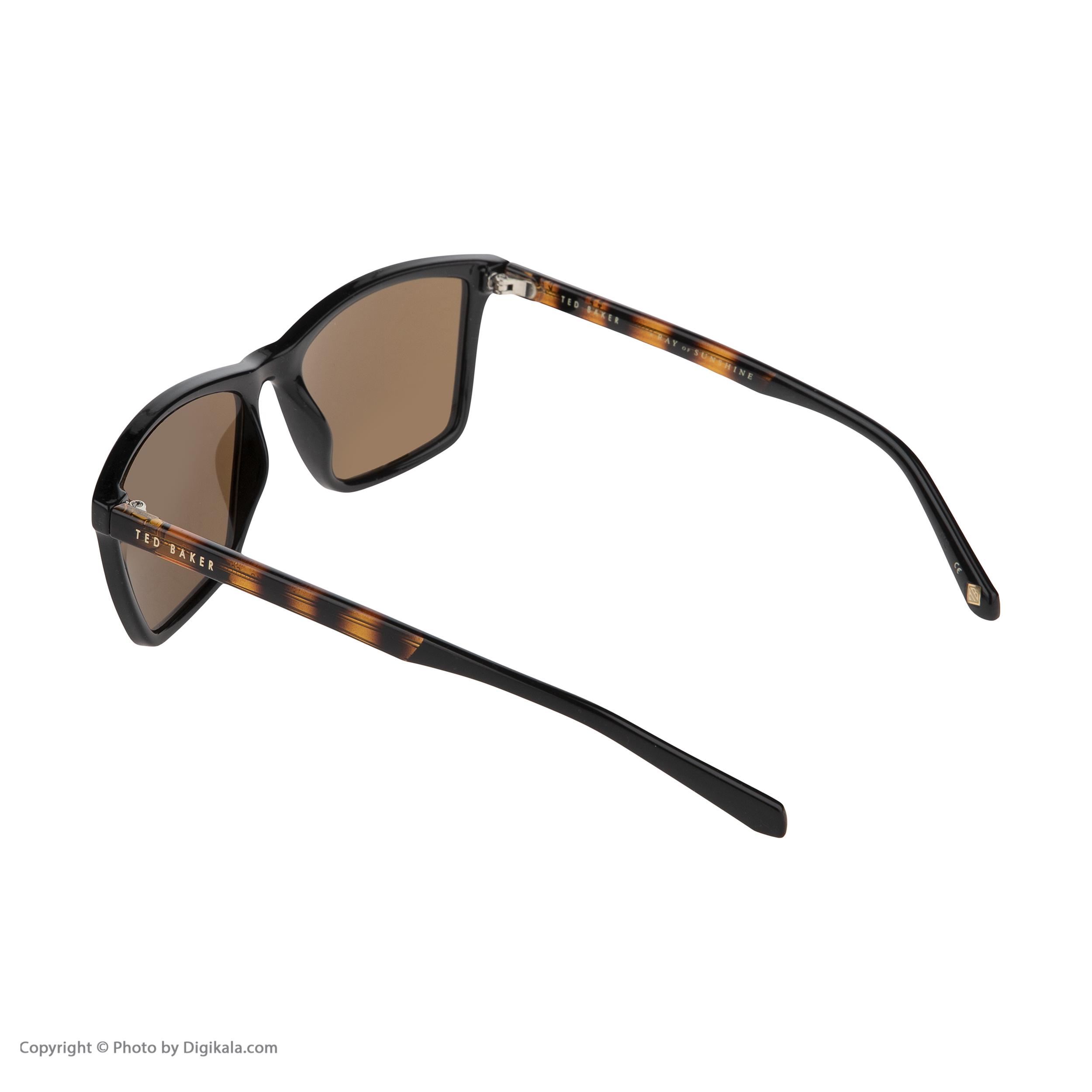 عینک آفتابی مردانه تد بیکر مدل TB 1456 012