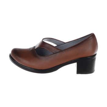 کفش زنانه طبی سینا مدل لاله کد 3 رنگ عسلی