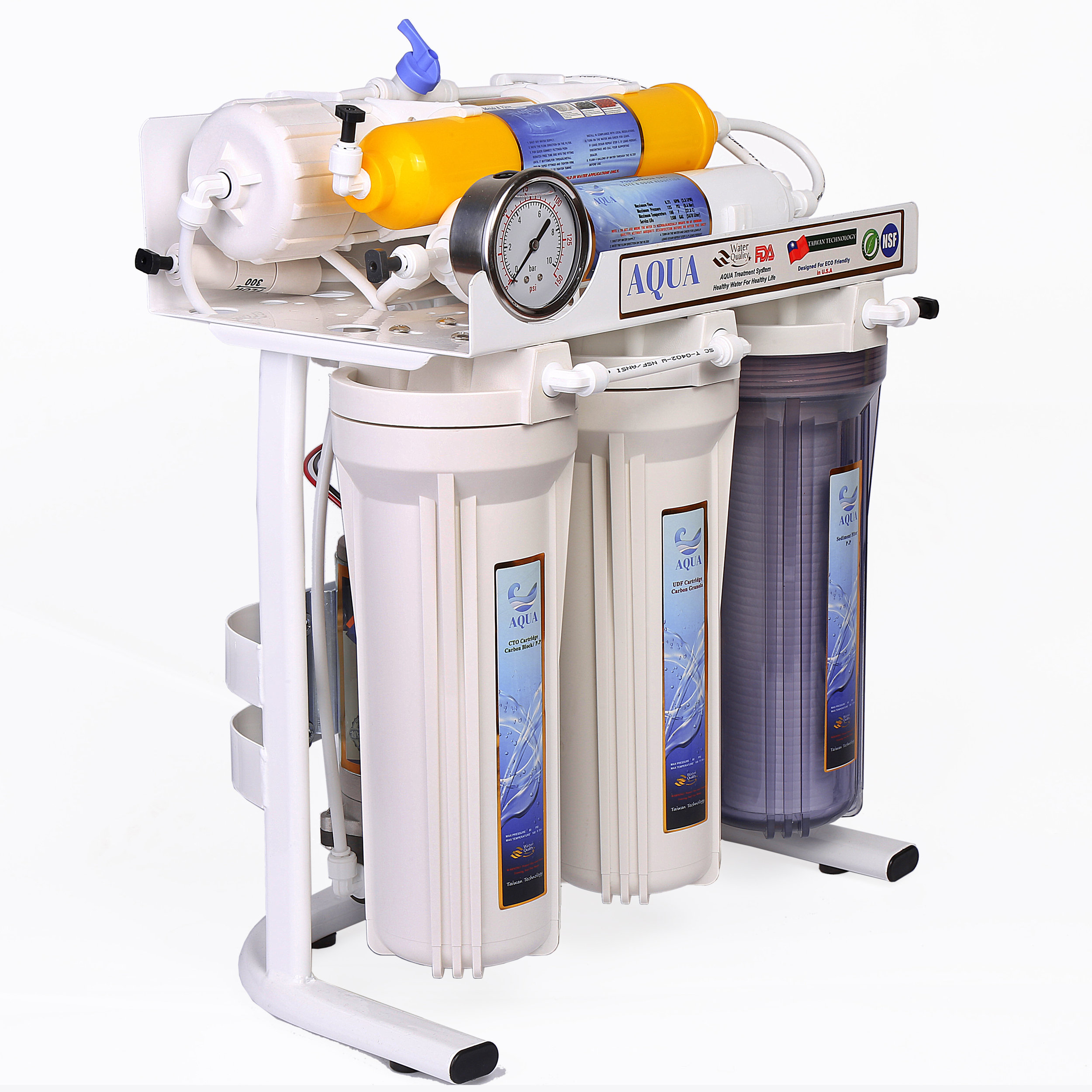 دستگاه تصفیه کننده آب آکوا مدل AQUA JOY WATER Ro6