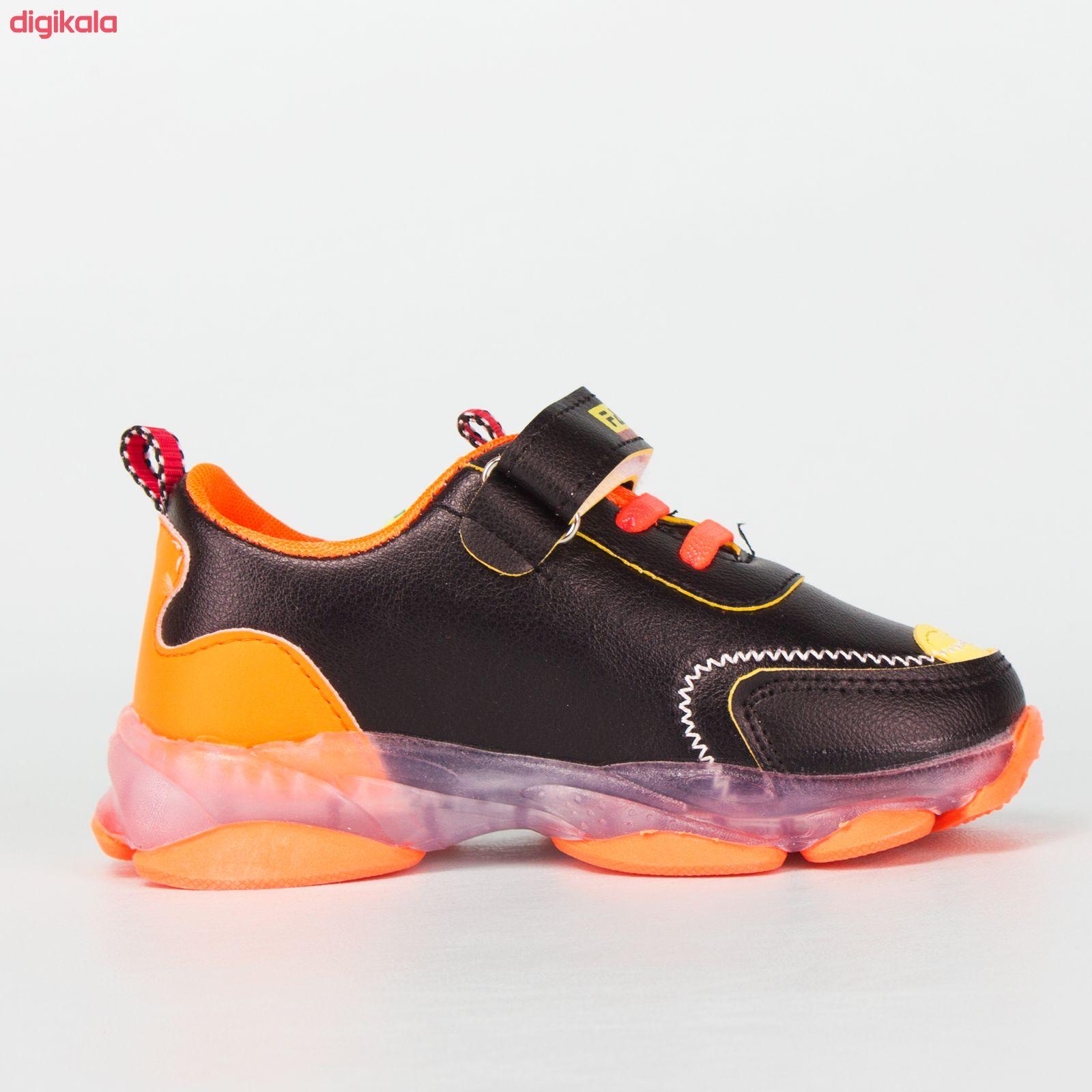 کفش راحتی چراغدار مدل sx23