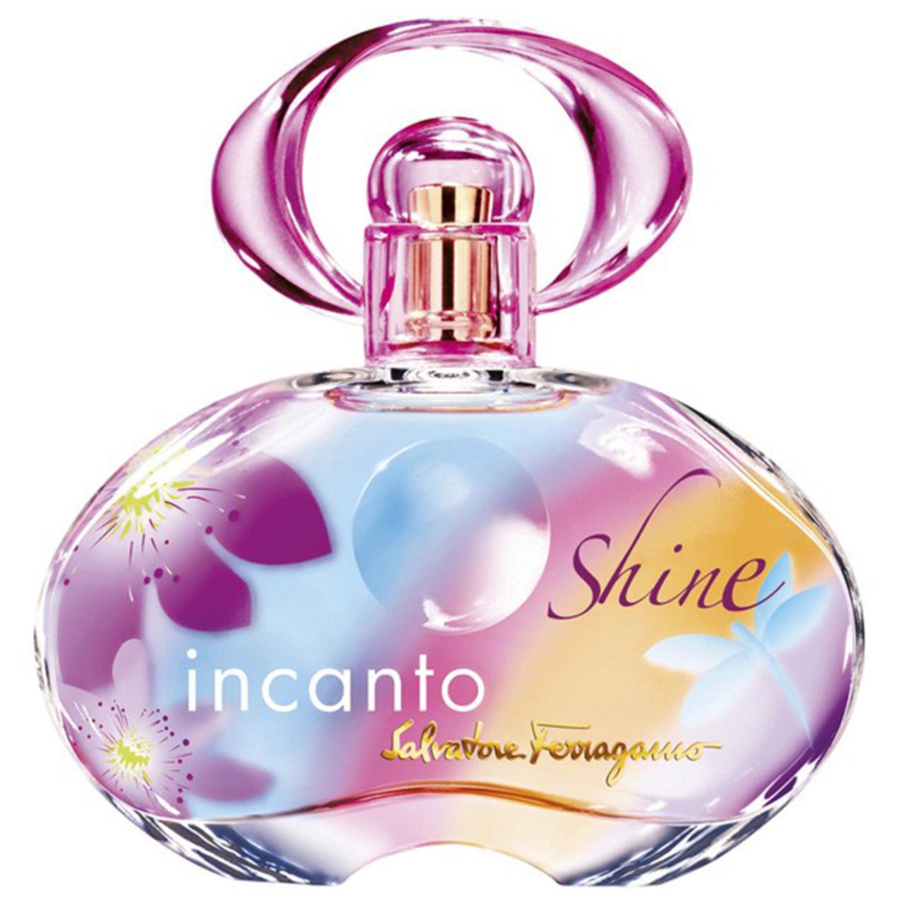 ادو تویلت زنانه سالواتوره فراگامو مدل Incanto Shine حجم 100 میلی لیتر