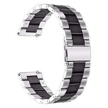 بند مدل DL-46 مناسب برای ساعت هوشمند سامسونگ مدل Galaxy Watch 46mm / Gear S3
