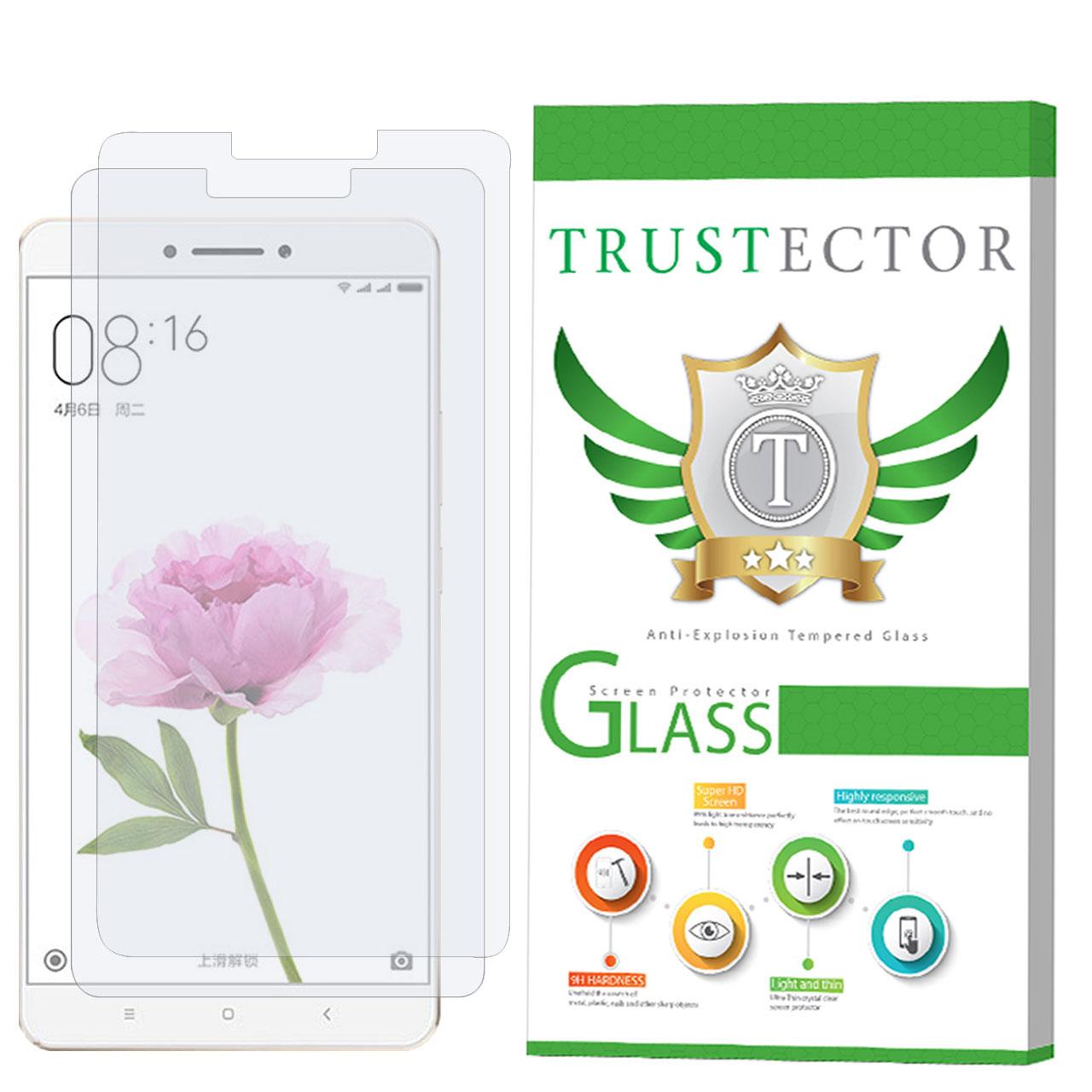 محافظ صفحه نمایش تراستکتور مدل GLS مناسب برای گوشی موبایل شیائومی Mi Max بسته 2 عددی              ( قیمت و خرید)