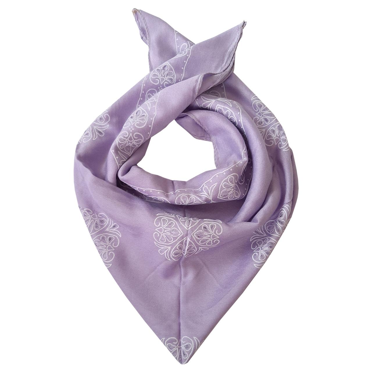 شال و روسری دخترانه