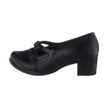 کفش زنانه سینا مدل بیتا کد 1 رنگ مشکی
