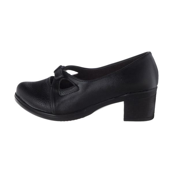 کفش زنانه طبی سینا مدل بیتا کد 1 رنگ مشکی