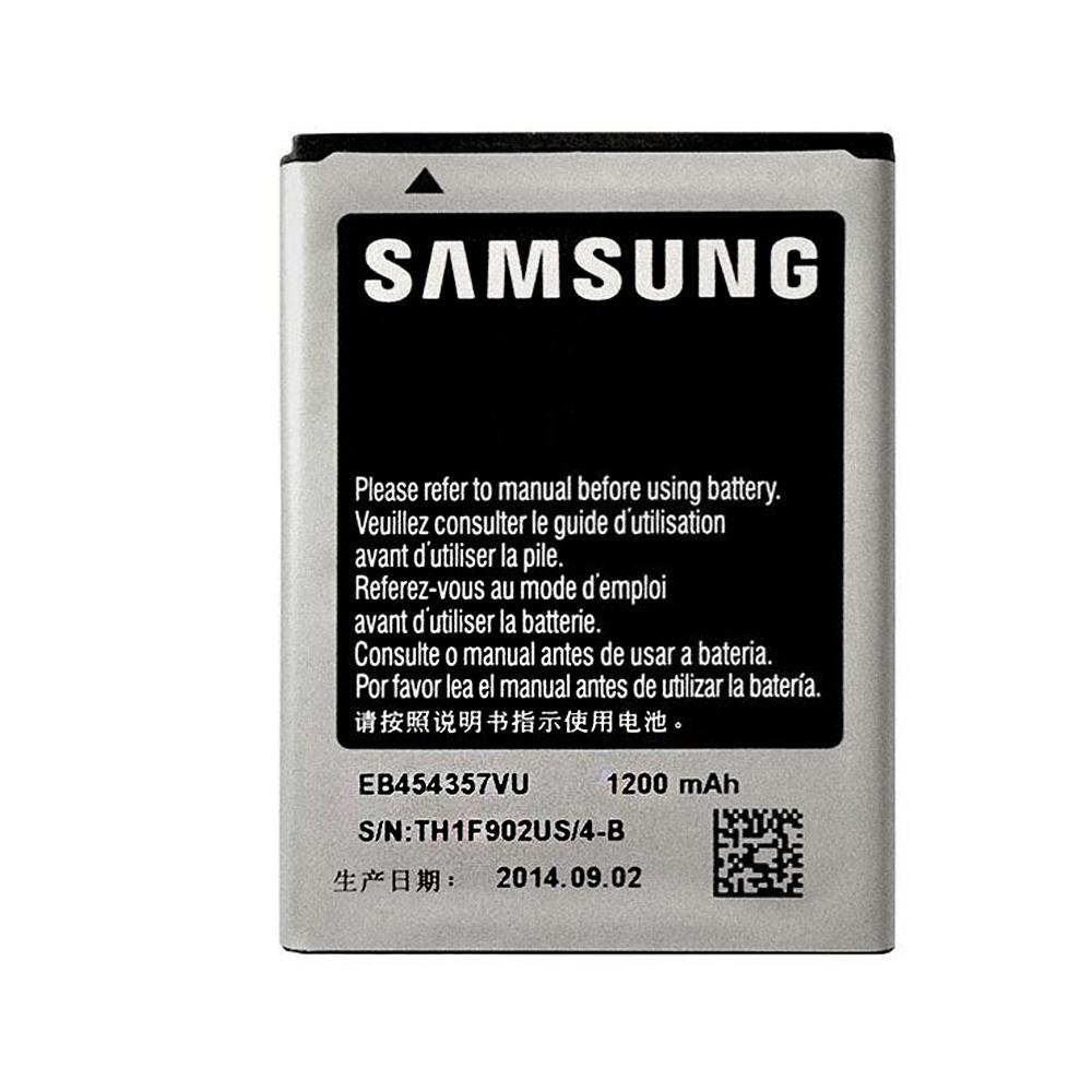 باتری موبایل مدل EB454357VU ظرفیت 1200 میلی آمپر ساعت مناسب برای گوشی موبایل سامسونگ Galaxy Y S5360              ( قیمت و خرید)