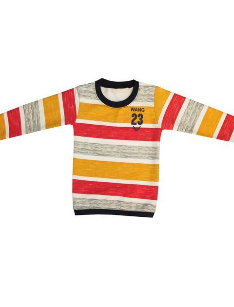 تی شرت آستین بلند پسرانه کد 0006