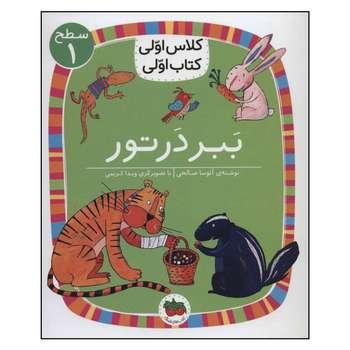 کتاب ببر در تور اثر آتوسا صالحی نشر افق