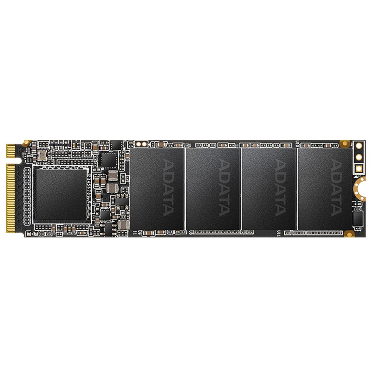 اس اس دی اینترنال ای دیتا ایکس پی جی مدل SX6000 Lite ظرفیت 512 گیگابایت