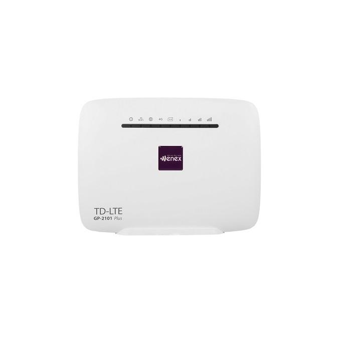 مودم TD-LTE وینکس مدل GP2101plus به همراه 900گیگابایت اینترنت یکساله