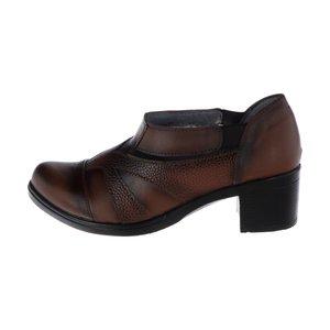 کفش زنانه سینا مدل رها کد 3 رنگ عسلی