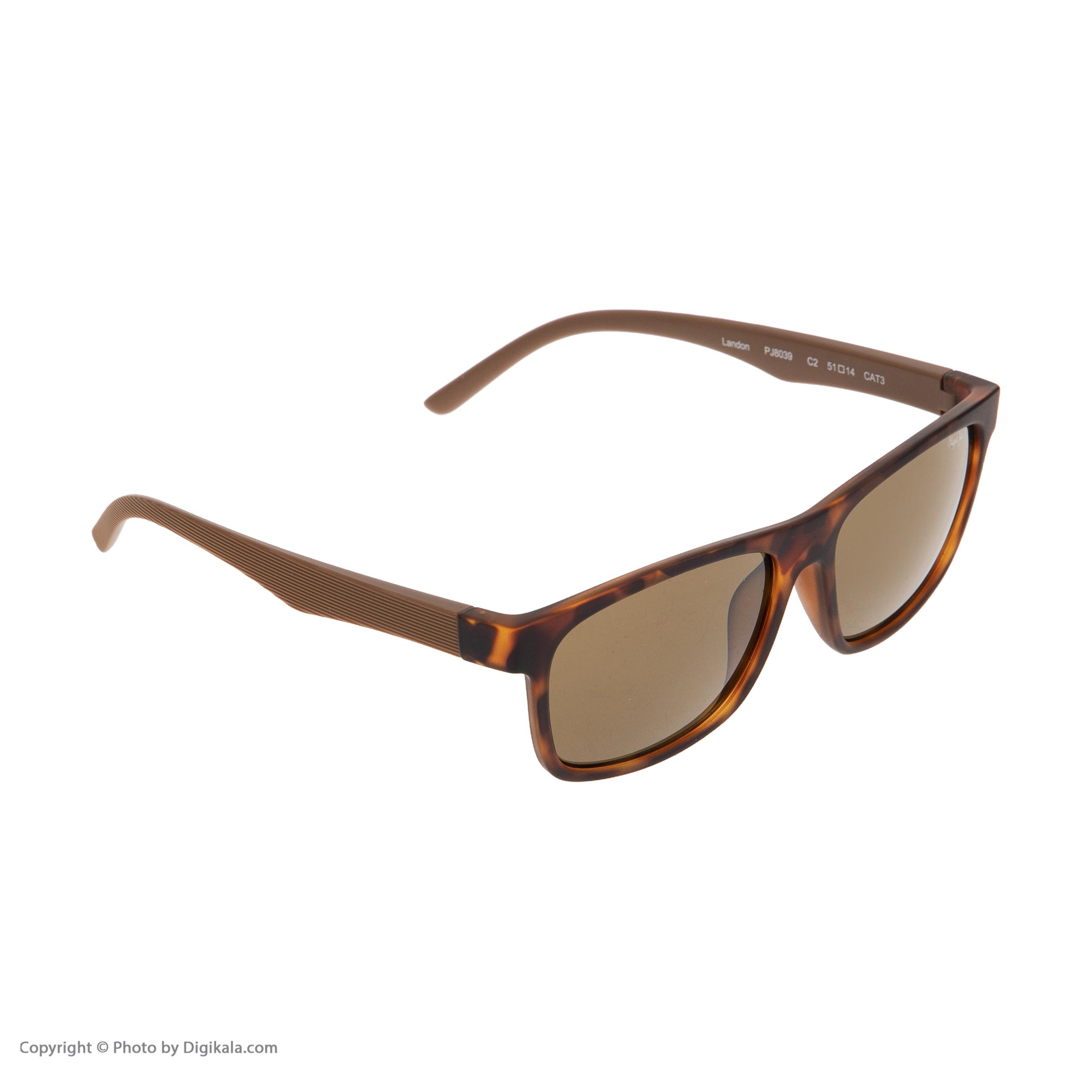 عینک آفتابی زنانه پپه جینز مدل PJ 8039 C2 -  - 3