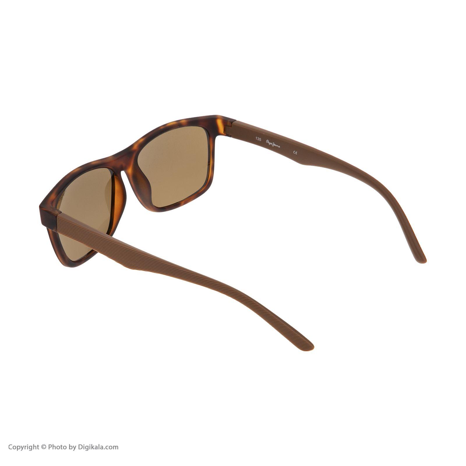 عینک آفتابی زنانه پپه جینز مدل PJ 8039 C2 -  - 4
