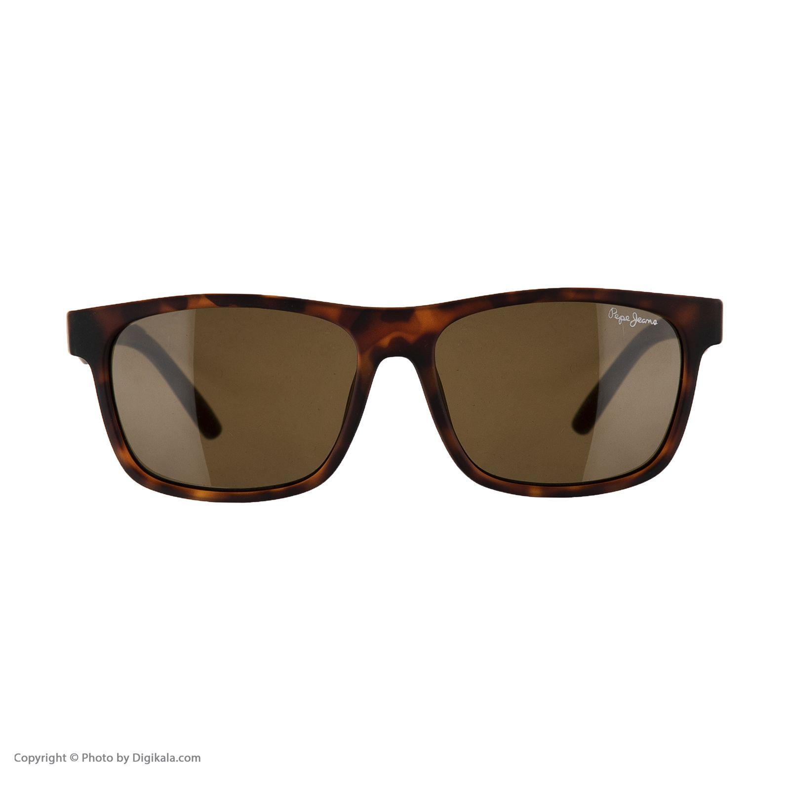 عینک آفتابی زنانه پپه جینز مدل PJ 8039 C2 -  - 1