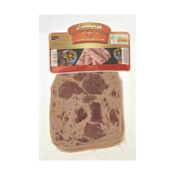 ژامبون مخصوص 90 درصد گوشت گوشتیران - 300 گرم